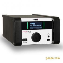 FX100/FX100D 模拟与数字音频测量分析仪