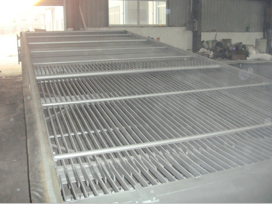 zg-1000型污水处理机械格栅