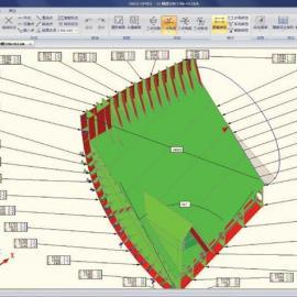 测量软件三维自动工业测量系统