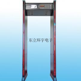 高精度测温型金属安检门
