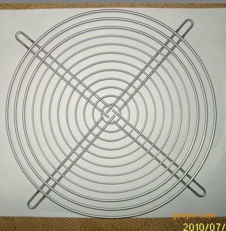 喇叭网罩 编织铁丝