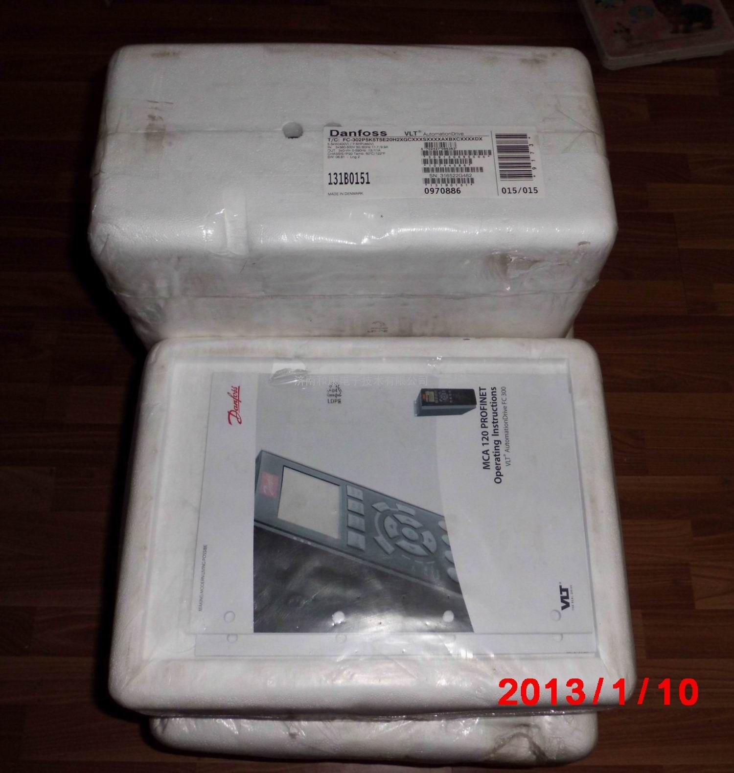 FC302丹佛斯变频器选型 价格 通用机型 原装品质 一级代理销售
