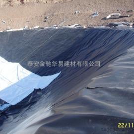 山东土工膜厂家、沼气池黑膜厂家、垃圾填埋场土工膜价格、水渠防