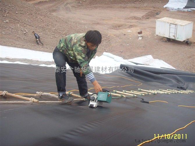 油库基础防渗土工膜|厂家直销专业施工