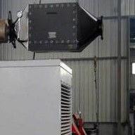 发电机组尾气处理装置