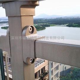 【锌合金阳台栏杆】房地产专用锌合金阳台栏杆