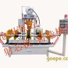 覆膜砂射芯机 双工位射芯机 铸造射芯机