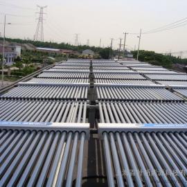 力诺瑞特太阳能热水工程安装