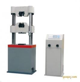 WES-B系列数显式液压万能试验机 10T30T60T万能材料试验机