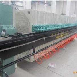 金龙隔膜吹气压榨压滤机