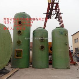 北京净化塔 吸收塔 酸雾净化塔 河北黄骅恒业兴科生产厂家