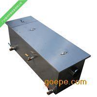 无锈钢食堂用油水分离器  分离器价格 绿河供应商
