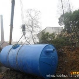 市政指定产品 武汉明珠MZHFC高抗压玻璃钢化粪池
