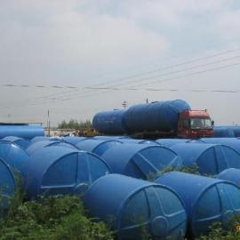 施工单位首选MZHFC武汉明珠高抗压玻璃钢化粪池