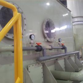 宜兴厂家MZW型卧式酸雾净化塔(专利产品)
