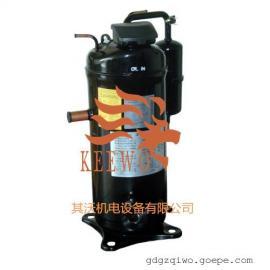 原装三菱压缩机TS338小家电美的空调制冷压缩机/2P匹