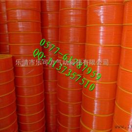 PU管 气管 软管 红色气动软管 PU4*2.5MM气管
