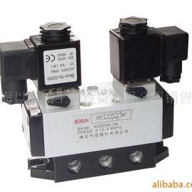二位五通双电控电磁滑阀K25D2H-08