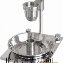 霍尔流速计测量金属粉末流动性专用装置