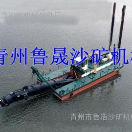 鲁浩LH-200型绞吸式清淤船