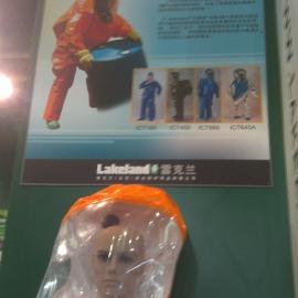 Lakeland Interceptor INT640重型化学防护服/A级气密型防化服