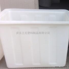 滚塑容器--K30L PE塑料箱 周转箱