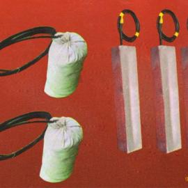 组装套装镁合金牺牲阳极组合件