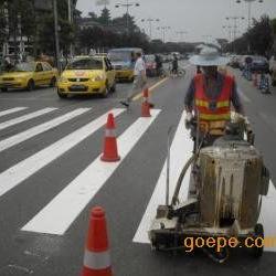 专业标线公司*马路热熔划线公司*停车场划线及设施安装公司