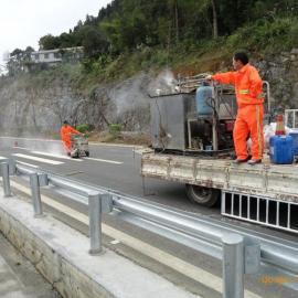 【热熔标线划线】马路划线施工单位公司-停车库划线