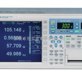 日本横河WT1800功率分析仪