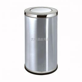 信阳定做电梯口垃圾桶 室内不锈钢垃圾桶价格 钛金垃圾筒销售