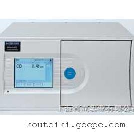 HORIBA大气污染检测用CO检测仪APMA-370