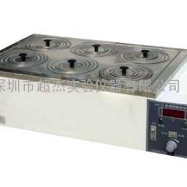 惠州HH-6数显恒温水浴锅#水浴槽专业制造商