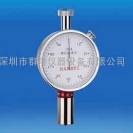 LX-A邵氏单针橡胶硬度计