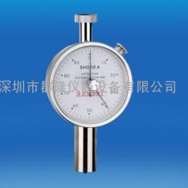 LX-A邵氏双针橡胶硬度计