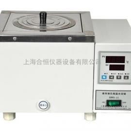 电热恒温水浴锅,单孔水浴锅HWS-11