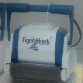 美国虎鲨泳池吸污机 虎鲨泳池清洗机 虎鲨全自动清洗机