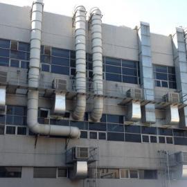 电子厂车间除尘工程