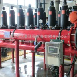 地表水处理-盘式过滤器(规格:JY3-6碳钢过滤器)