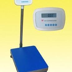 100kg/1g高精度电子台秤,精度1g落地秤