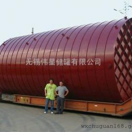 江苏防腐设备精品150立方盐酸储罐,200立方氯化苄储存罐