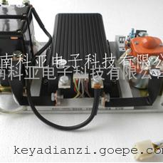 3KW直流串励电机控制总成 3kw平板车电机控制器