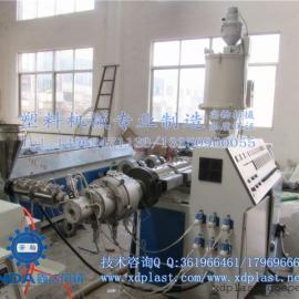 专业制造PE管材生产线厂家|高效节能PE管材挤出生产线|