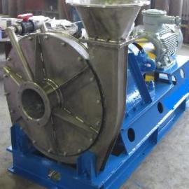 MJG型煤气加压风机 煤气增压风机山东安泰通风设备零泄露