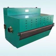 平面磨床配套用鼓型过滤机运行原理