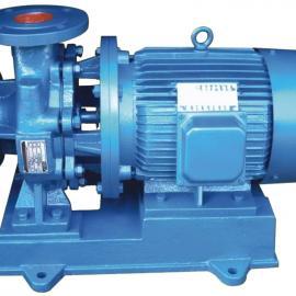 ISW卧式单级单吸离心泵