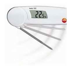 testo 103可折叠式温度计