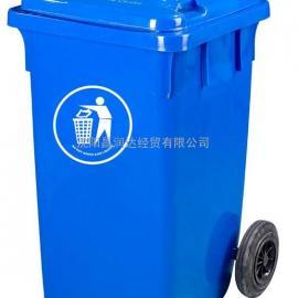 沈阳户外室外侧轮垃圾桶 垃圾桶