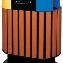 沈阳户外室外南方GPX-52分类环保垃圾桶