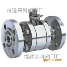 Q41N-160P高压锻钢浮动球阀